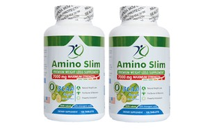 Buy 1 Get 1 Free: Amino Slim Weight Loss Supplement (240-Count)