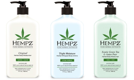 Hempz Herbal Body Moisturizer - 12 Scents (17 Fl Oz)