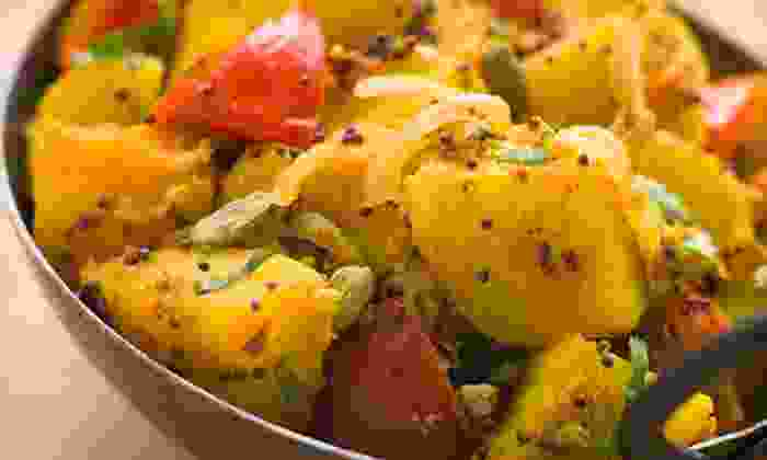 Tasty Curry - Westview: Indian Cuisine at Tasty Curry (Up to 53% Off). Two Options Available.