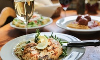 Two-Course Italian Meal for Two at Grillato Italian Restaurant (Up to 57% Off)