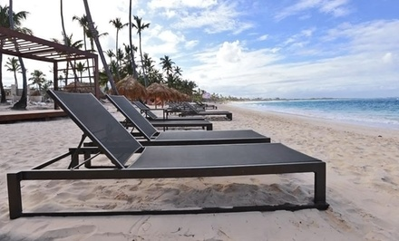 3-, 4-, or 5-Night All-Inclusive Stay at Royalton Punta Cana Resort & Casino in Dominican Republic. Taxes, Fees Incl.