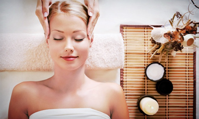 Aesthetics Medical Spa - Multiple Locations: $39 for a Reflexology with Facial, Reflexology Treatment, Hot Stones, and Touch Therapy ($89 Value)