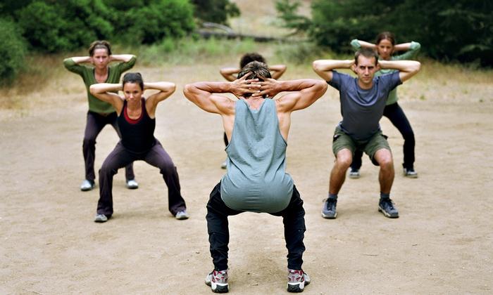 Top Floor Fitness & Wellness - Boston: 6-Week Outdoor Boot Camp from Top Floor Fitness & Wellness (44% Off)