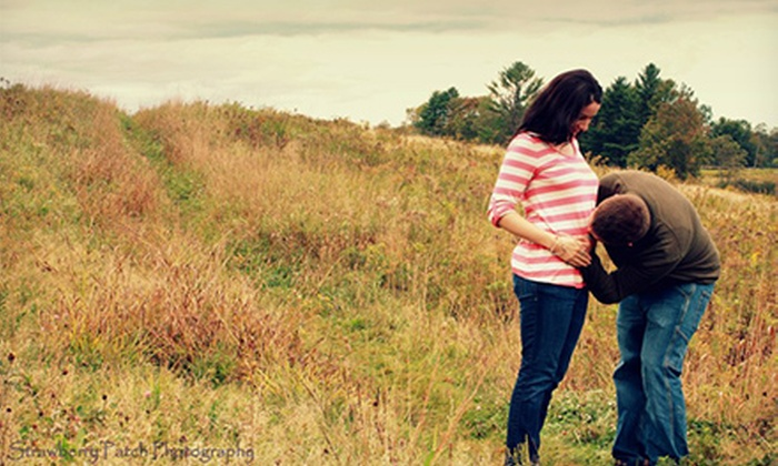Strawberry Patch Photography - Portland, ME: High-School Senior, Family, or Maternity Photo-Shoot Packages from Strawberry Patch Photography (Half Off)