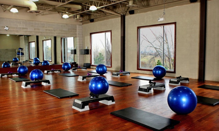 Wynn Fitness Clubs - Multiple Locations: One- or Two-Month Membership and Two Personal-Training Sessions at Wynn Fitness Clubs (94% Off)
