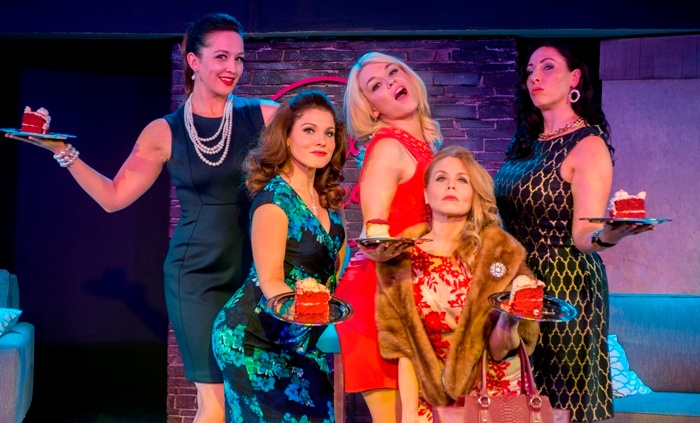 """The Realish Housewives of Oakland County"" - Fisher Theatre: ""The Realish Housewives of Oakland County: A Parody"" on January 28–29 at 8 p.m."