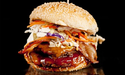 $12 for $20 Worth of Food and Drink at Gino's Burgers & Chicken