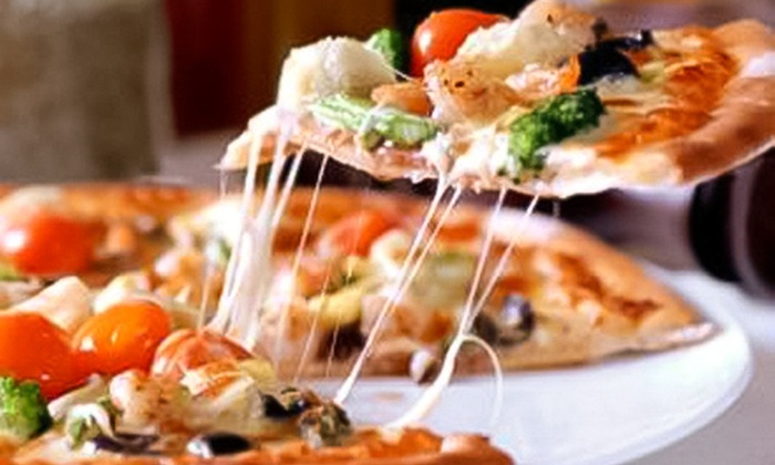 Revolution Pizza & Ale House - NoDa: $10 for $20 Worth of Pizza, Sandwiches, and Drinks at Revolution Pizza & Ale House