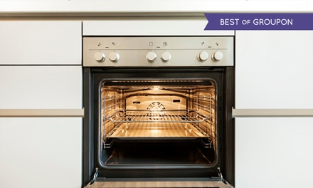Oven Clean with Optional Hob Clean from Extreme Homecare Midlands (Up to 51% Off*)