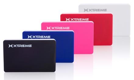 Xtreme 1,800mAh Ultraslim Power Bank