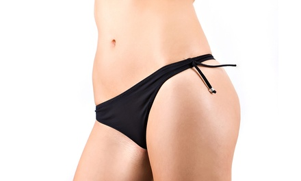 One or Two Brazilian Waxes at Lush Wax Boutique (Up to 62% Off)