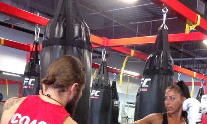 UFC Gym Springfield - Springfield: Up to 58% Off Fitness Classes at UFC Gym Springfield
