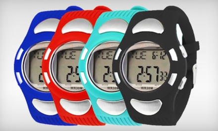 groupon daily deal - Bowflex EZ Pro Heart Rate Monitor Watch. Multiple Colors. Free Returns.
