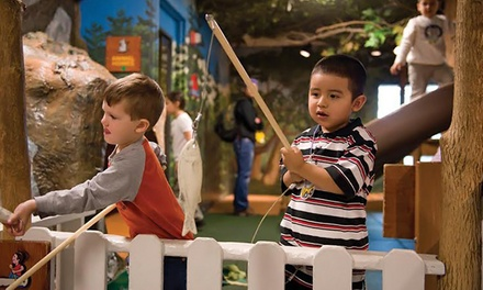 Admission for Two, Four, or Six at Chicago Children's Museum (Up to 50% Off)