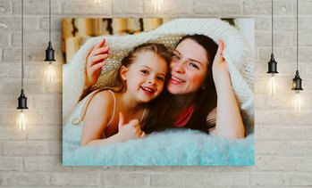 Personalised canvas art / photo canvas print