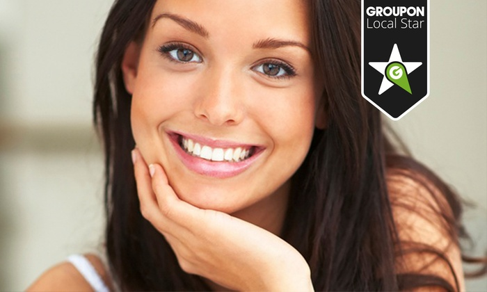 Smileright Dencare Limited - Cardiff: Teeth Whitening with Dental Check Up for £99 from Smileright Dental Clinic at Boots