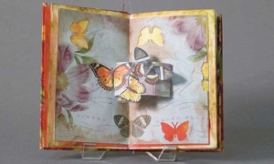 Make Pop-Up Book Art: Make Pictures Leap Off the Page with a Pop-Up Book Artist