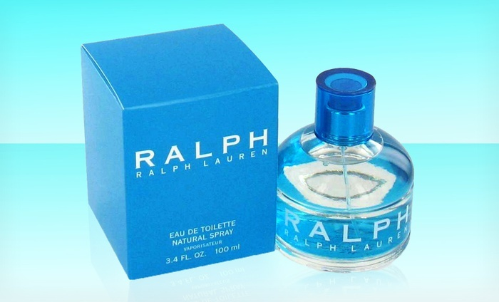 Ralph Lauren Fragrance for Women: Ralph by Ralph Lauren Eau de Toilette Spray for Women; 3.4 Fl. Oz.