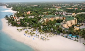 Seven-night, All-inclusive Dominican Republic Vacation With Round-trip Airfare