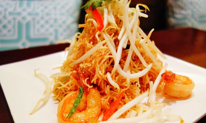 Song Kran - Chelsea: Contemporary Thai Dinner or Lunch for Two or Four at Song Kran (Up to 50% Off)