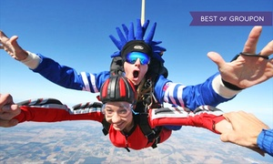 Skydiving Land: $105 for One Tandem Skydive from Skydiving Land ($210 Value)