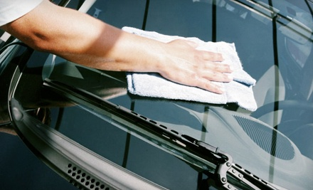 Exterior Car-Wash Package with Window and Wheel Cleaning (a $30 total value) - Niagara Falls Car Wash in Niagara Falls