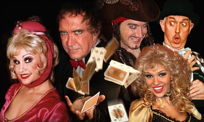 Sweet Fanny Adams  - Gatlinburg: Comedic Theater Show for Two or Four at Sweet Fanny Adams in Gatlinburg (Up to 55% Off)