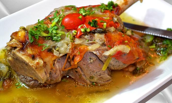 Kavkaz Restaurant - Flatbush - Ditmas Park: Mediterranean Cuisine and Drinks at Kavkaz Restaurant (Up to 40% Off).