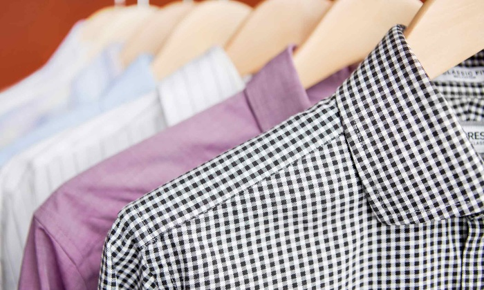 On the Spot Mobile Dry Cleaning & Laundry Service - Central Jersey: Dry Cleaning with Pick-Up and Delivery from On the Spot Mobile Dry Cleaning & Laundry Service (Up to 51% Off)