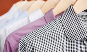 On the Spot Mobile Dry Cleaning & Laundry Service: Dry Cleaning with Pick-Up and Delivery from On the Spot Mobile Dry Cleaning & Laundry Service (Up to 51% Off)