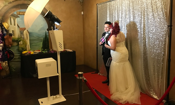 Up to 46% Off Photobooth Rental from EY Photo Booth