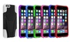 Insten Hybrid Case with Screen Protector for iPhone 6 Plus and 6s Plus: Insten Hybrid Case with Privacy Glass Screen Protector for iPhone 6 Plus and 6s Plus