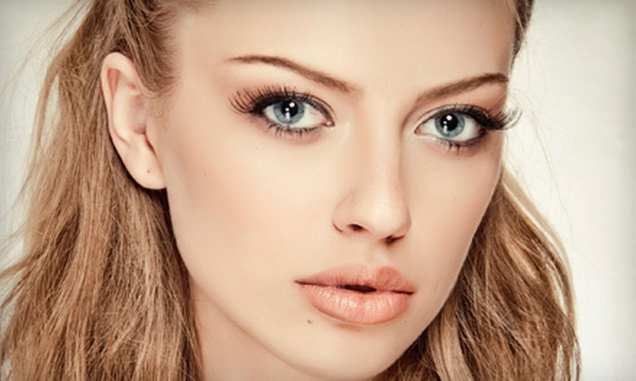 InaWink Beautique Inc - Port Coquitlam: $29 for a Discovery Set of Eyelash Extensions at In a Wink Beautique ($65 Value)