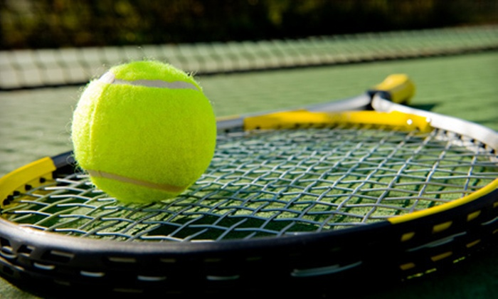 Adam Burt's Tennis Enterprises - Hermosa Beach Community Center: Four or Eight CardioTennis Classes, or Adult or Kids' Beginner Lessons at Adam Burt's Tennis Enterprises (Up to 70% Off)