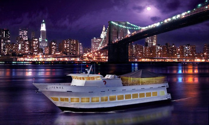 Let's Cruise - Kips Bay: Boat Cruise for a Tuesday Night, Thursday Night, or Friday Afternoon or Night from Let's Cruise (Half Off)