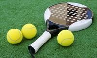 60 Minuten Padel-Tennis inkl. Leihschlägern für 2 oder 4 Personen bei Condor Padel (bis zu 46% sparen*)