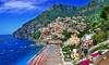 ✈ Amalfi: 4 ou 7 nuits 4* avec pdj, location de voiture et vols A/R