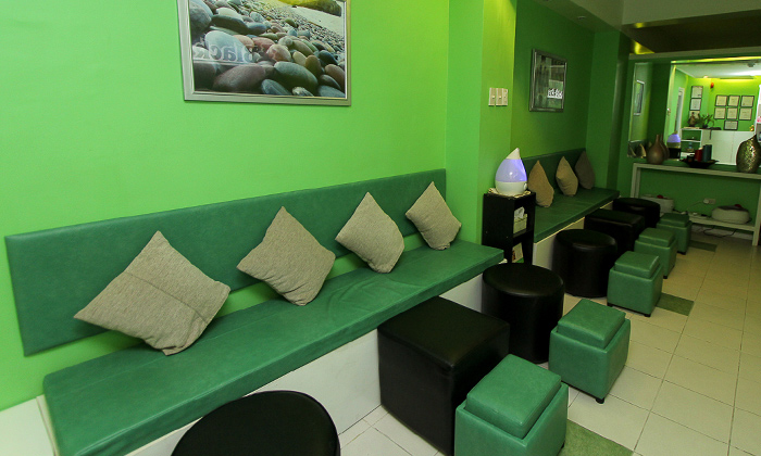 ... Massage with Hot Stone at Black Stone Spa starting at P479 (Up to