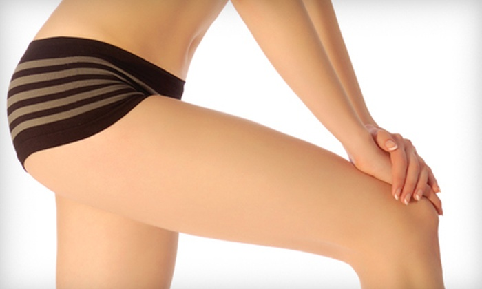 Hometown Laser Clinic & Spa - City Centre: $159 for Three Laser Body-Shaping or Cellulite-Reduction Treatments at Hometown Laser Clinic & Spa (Up to $735 Value)