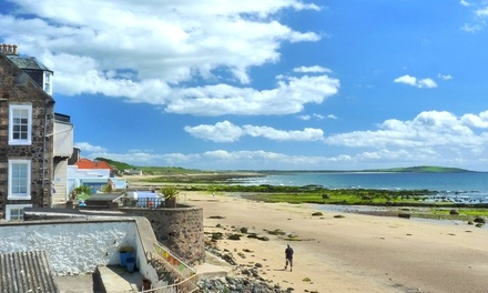 Fife: 2Night Stay for Two People with Breakfast and Dinner Credit at The Crusoe Hotel
