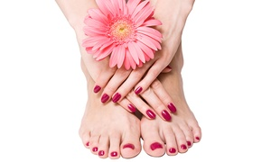 ProfessioNail Salon: Manicure + Polish ($18) or Gel ($25), or Pedicure + Polish ($25) or Gel ($29) at ProfessioNail Salon (Up to $29 Value)