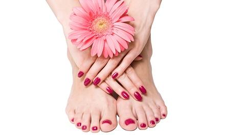 Manicure e ricostruzione unghie