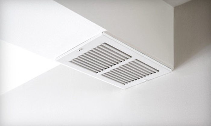 5 Star Furnace & Duct Cleaning - Rockwood: $39 for a Duct-Cleaning Package from 5 Star Furnace & Duct Cleaning ($199 Value)