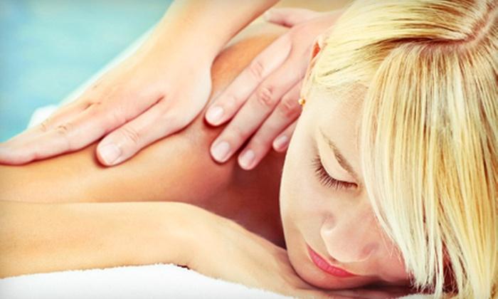 Kisner's Barber Salon and Spa - Glen Burnie: 60- or 90-Minute Swedish or Deep-Tissue Massage at Kisner's Barber Salon and Spa (Up to 59% Off)