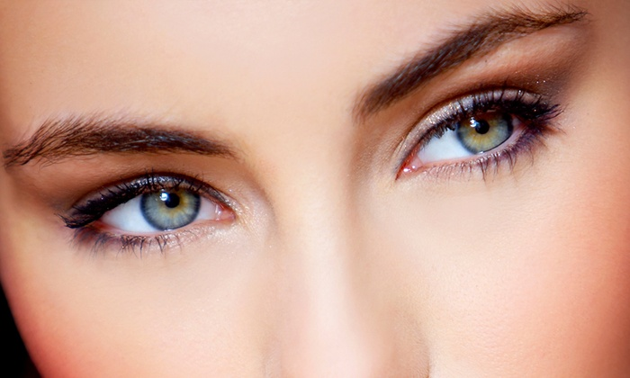 Glow at Executive Salon Suites - Allen: Full Set of Eyelash Extensions with Optional Fill at Glow at Executive Salon Suites (Up to 54% Off)