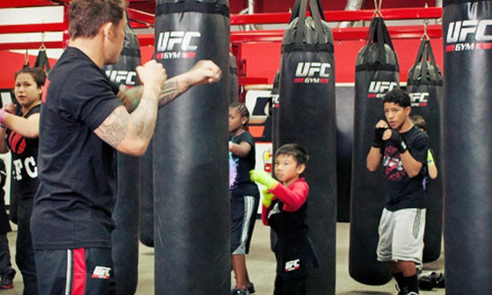 UFC Gym - Murrieta: One- or Two-Month Gym Membership with Unlimited Classes at UFC Gym (Up to 86% Off)