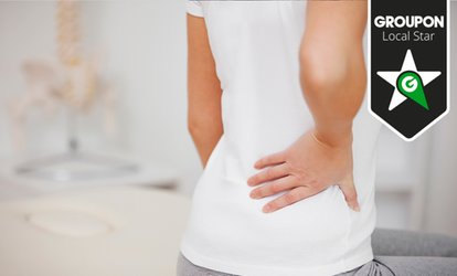 Derby Family Chiropractic: Consultation and Two Treatments for £25 (70% Off)