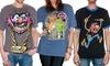Men's and Women's Muppets Screen-Printed T-Shirts: Unisex Muppets Screen-Printed T-Shirts. Multiple Options Available. Free Returns.