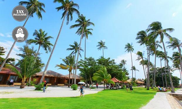 Bintan: 4* Beach Resort + Ferry 0