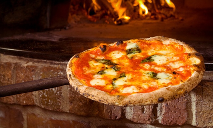 Pompeii Coal Fired Pizza - Jacksonville: $10 for $20 Worth of Casual Italian Food at Pompeii Coal Fired Pizza